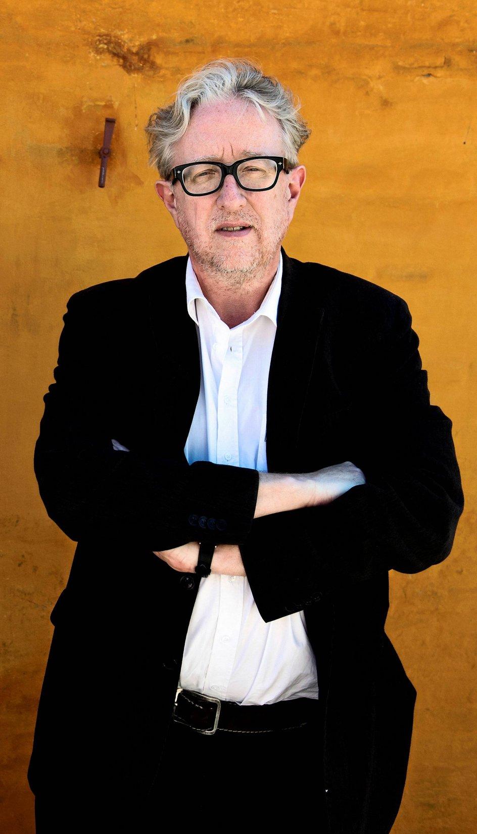 Frederik Stjernfelt. – Foto Lars Krabbe/Polfoto.