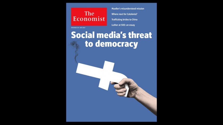 Margrethe Vestager nævner blandt andet, at medierne er blevet et redskab for mennesker, der ikke vil demokratiet det godt og derfor spreder falske nyheder.