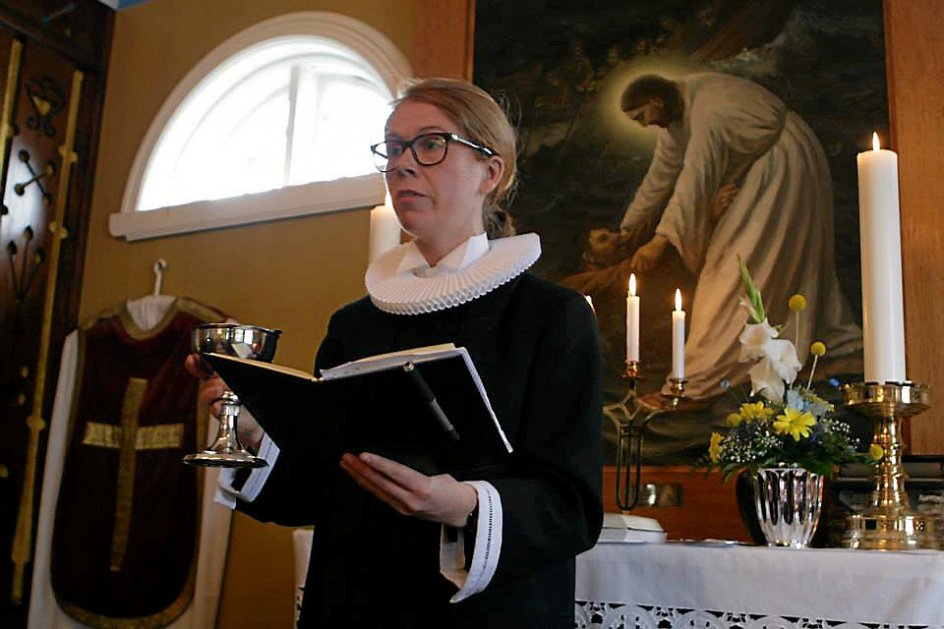 Maria Jørddal Niclasen.