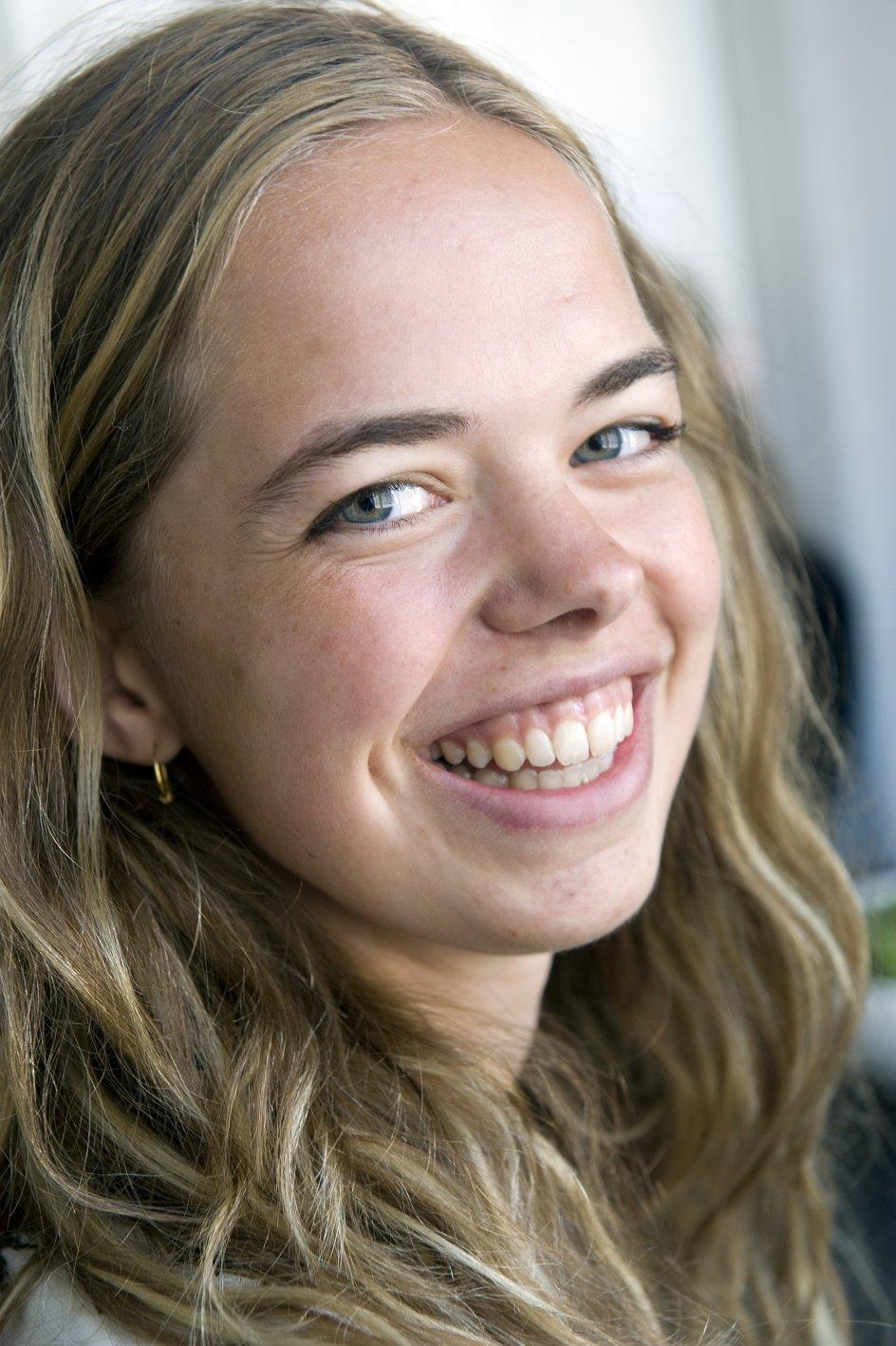 Kirstine Frida Rysbjerg er forperson for foreningen Kærlighedshæren. –