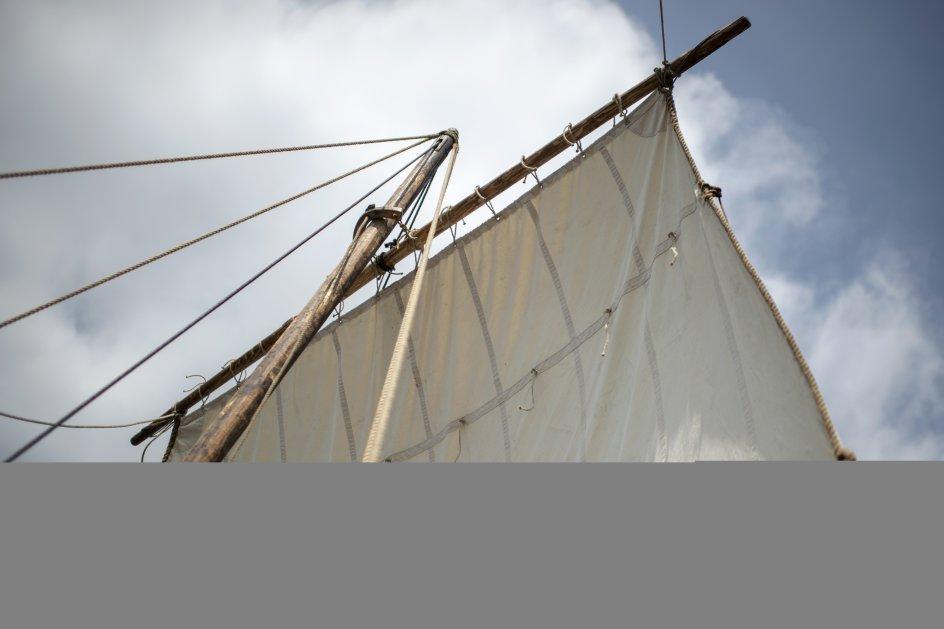 Sejlet var den teknologiske landvinding, som gjorde vikingetiden mulig. –