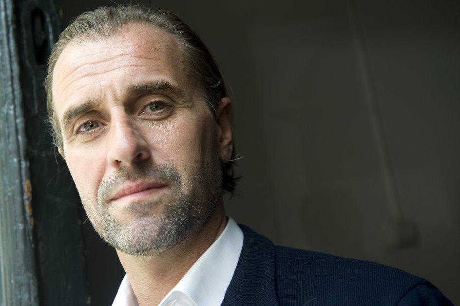 Morten Albæk, forfatter og erhvervsmand. Aktuel med ny bog.