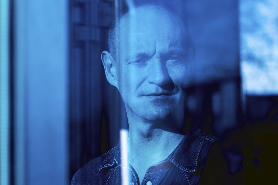 Forstander Jesper Øland har brugt 10 år på at opbygge Roskilde Festival Højskole, som indvies i dag. -