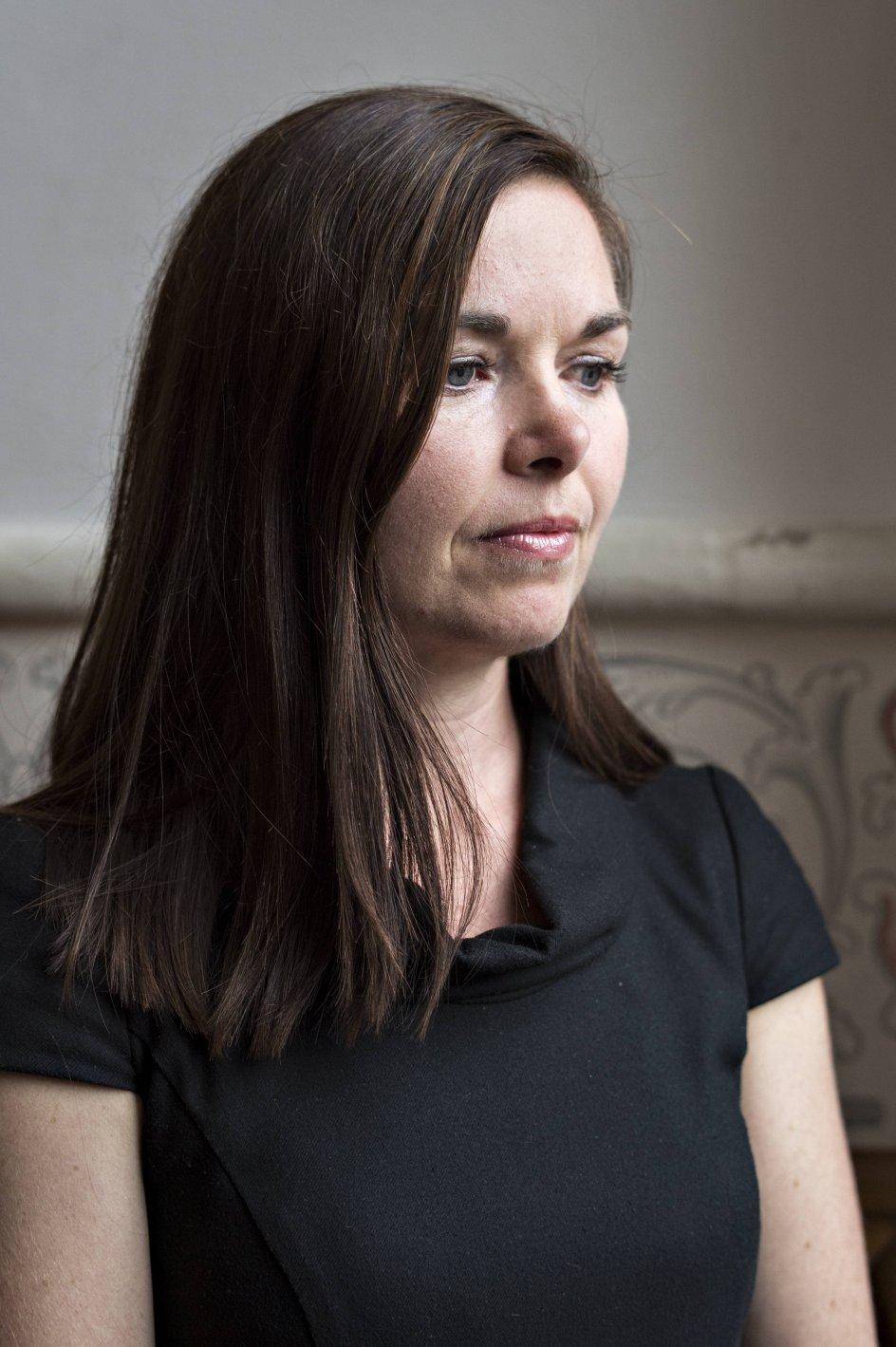 """""""Lige meget hvilken ondskab man udsættes for, er vreden for tung at bære rundt på i længden. Derfor er tilgivelse det bedste, vi kan gøre for os selv og for andre,"""" siger Louise Schack Elholm, der som barn var udsat for mobning. –"""