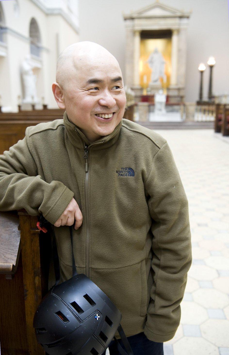 Jun Fing,kineser der oversætter Kierkegaard.