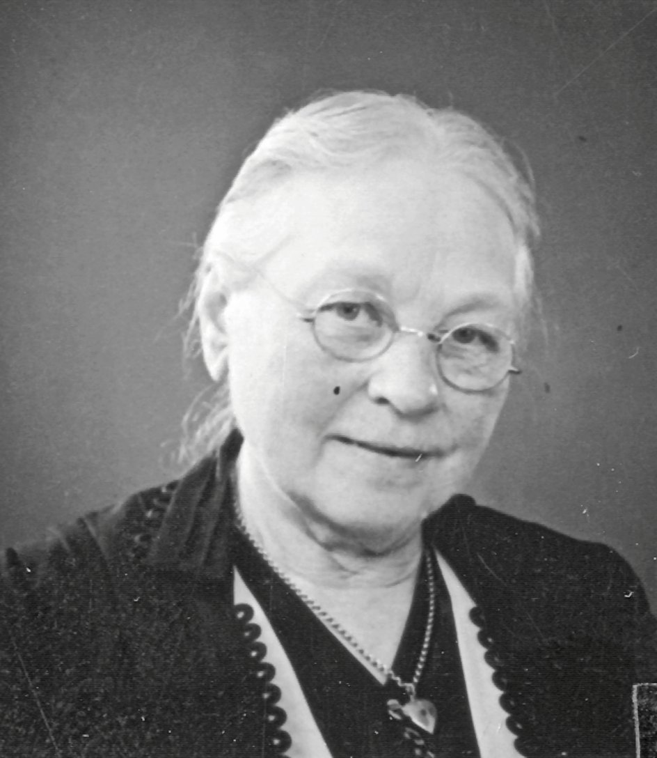 Missionær Martha Agathe Berg (1865-1948) var privatlærerinde på Zahles Seminarium og udsendt til Sydindien i årene 1891-1930. –