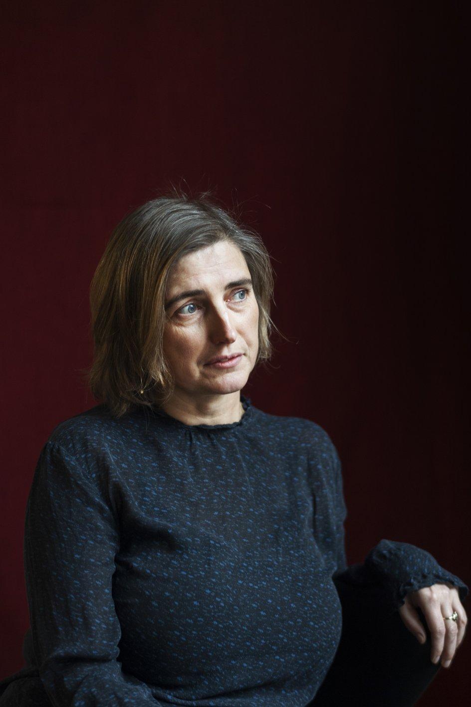 Den aktuelle debat om teolog og filosof K.E. Løgstrup (th.) er opstået efter en doktor disputats skrevet af filosof Esther Oluffa Pedersen (tv.). –