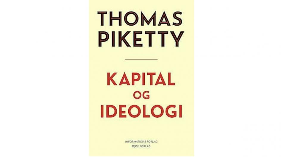 Franske Thomas Piketty er en stjerne på den økonomisk-filosofiske himmel, men hans nye bog rummer flere kritisable sider. – Foto: Joel Saget/AFP/Ritzau Scanpix.