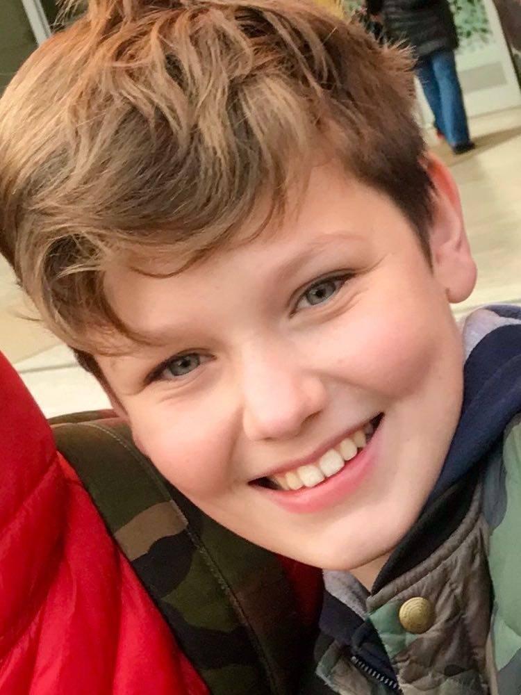 William på 12 år er fanget i sin lejlighed på 6. sal i Milano og fortæller om den oplevelse.