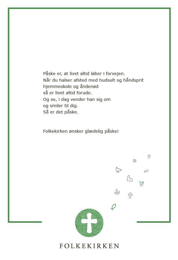 """Det er folkekirkens 10 biskopper, der står bag annoncen, som er finansieret af alle stifterne. Den er trykt i Politiken, Berlingske, Jyllands-Posten, Kristeligt Dagblad, samt Jysk Fynske Medier for at få """"en optimal dækningsgrad"""", oplyser Københavns Stift til Kristeligt Dagblad."""