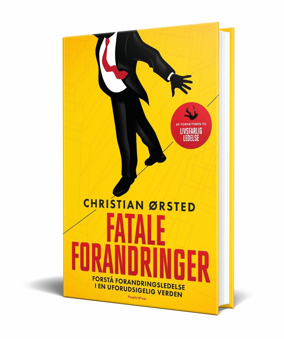 Christian Ørsted har altid været optaget af ledelseskulturens blinde vinkler, og hvordan vi bliver bedre til at passe på hinanden.- Foto: Anne Kring