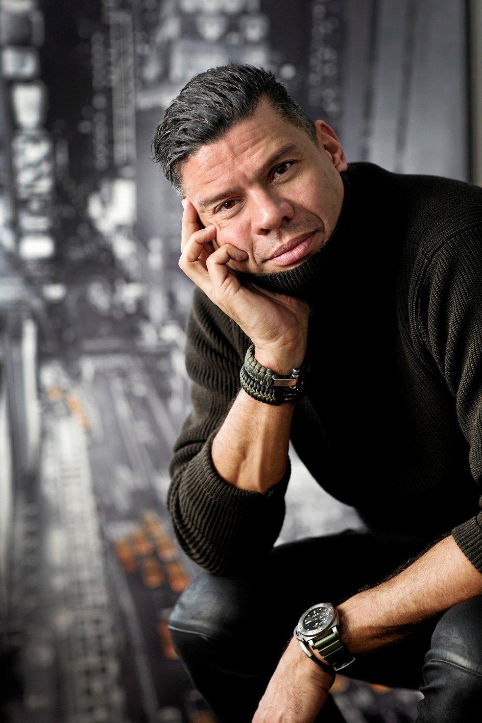 Vincent Hendricks, født i 1970, er forfatter og professor i filosofi. – Foto: Sif Meincke.