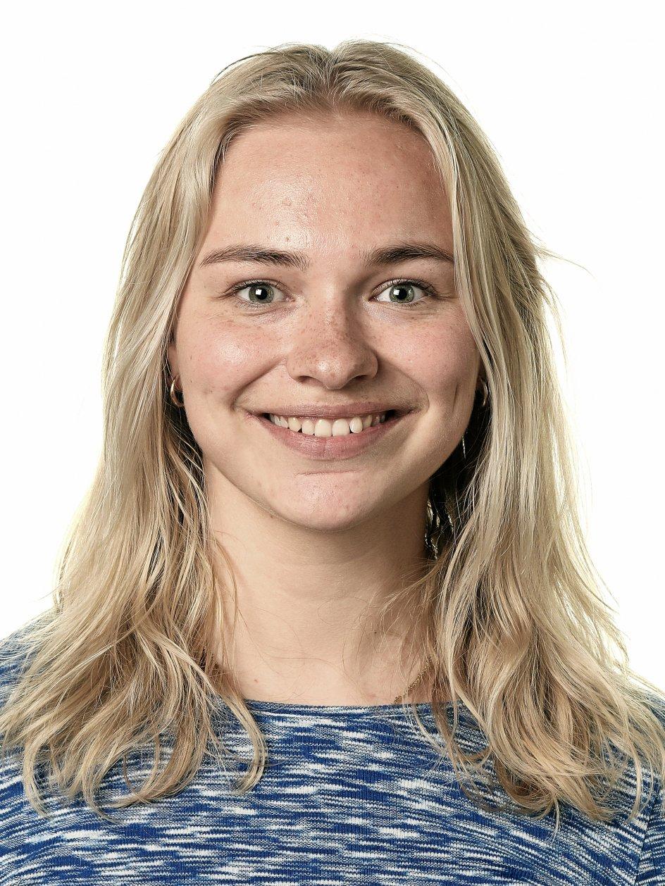 Maria Egebjerg Maegaard er elev på Silkeborg Højskole.