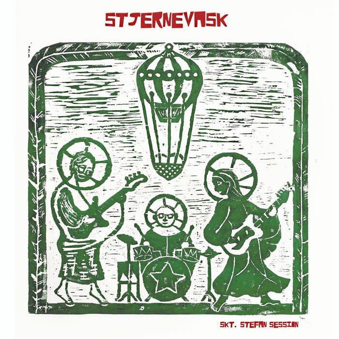 Stjernevask. Skt. Stefan Session. Träume Tone Records.