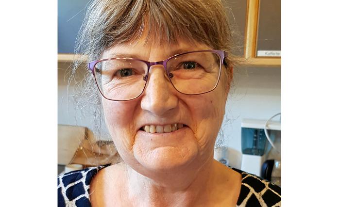 Theresa Kristensen, Pourya Zaim og Lene Helbrønd har alle haft gavn af kirkens initiativer.