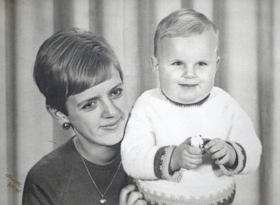 Ingrid Torp var kun 18 år, da hun i 1966 blev mor til Lars Torp. Hun var alene med ham de første 16 år. – Affotografering: Bo Amstrup/Ritzau Scanpix.