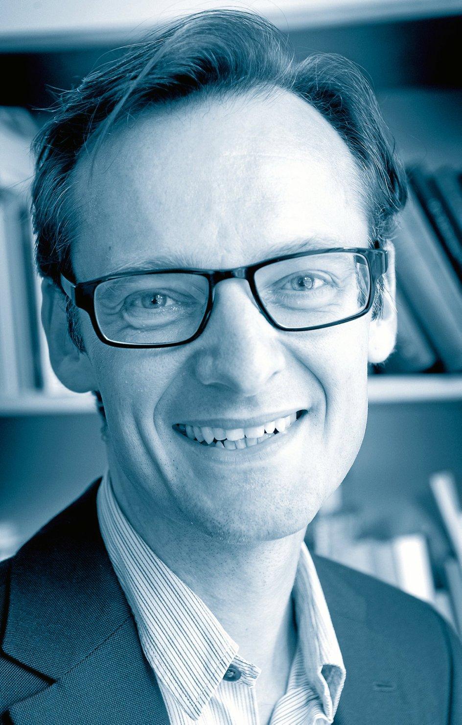 Jesper Tang Nielsen. studieleder på Teologisk Fakultet,København.