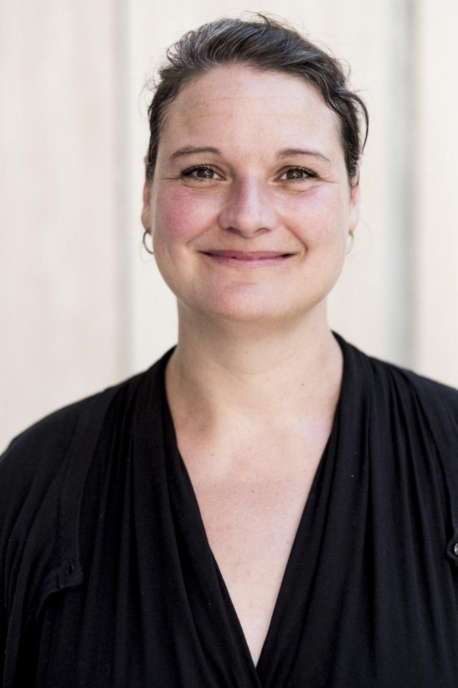 Anne Katrine de Hemmer Gudme er professor i Det Gamle Testamente ved Det Teologiske Fakultet på Oslo Universitet. – Foto: Emil Kastrup Andersen.