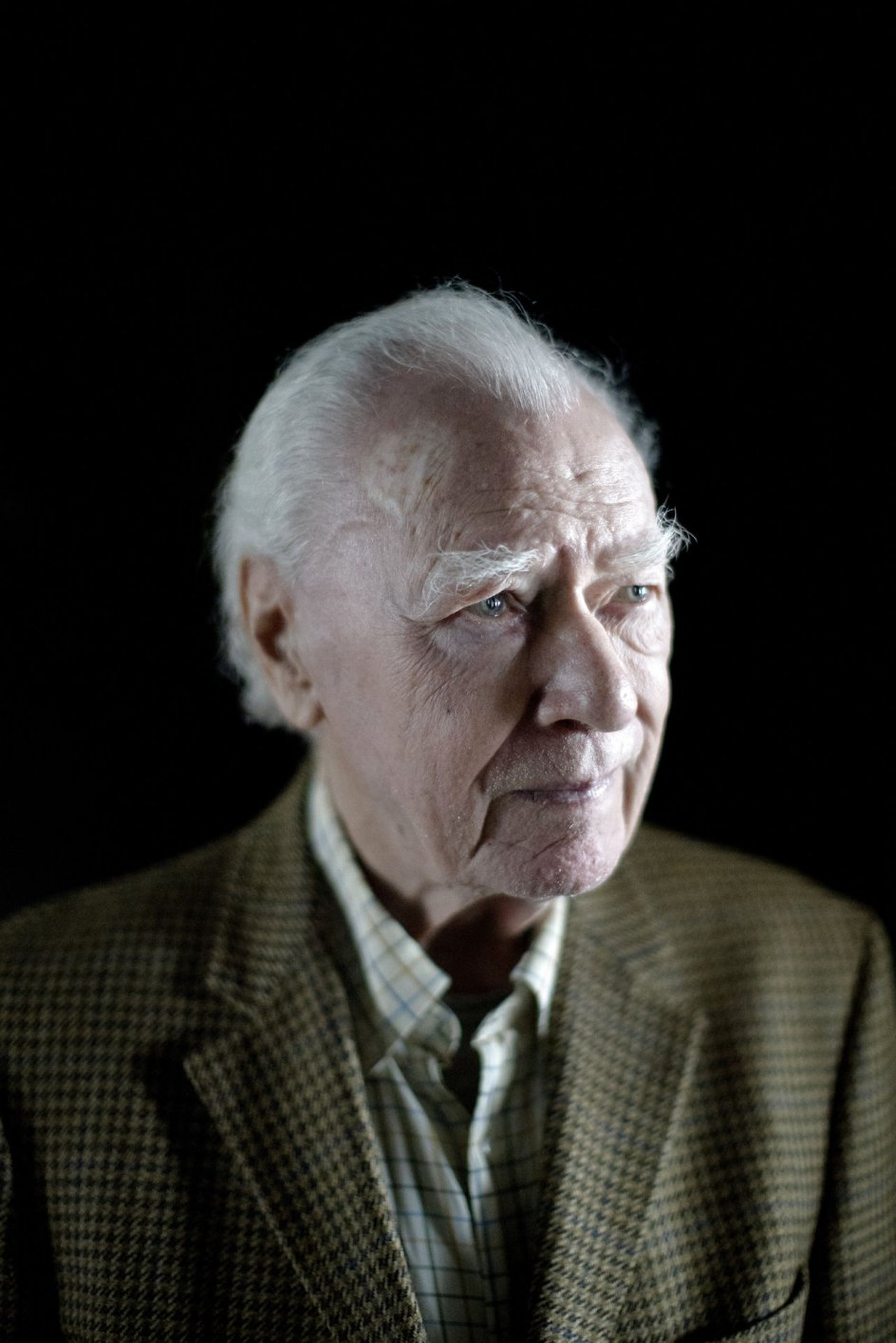 Poul Schlüter blev 92 år.