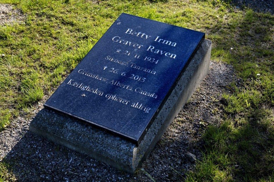 Brødremenigheden er blandt de mest missionerende trossamfund, og det afspejler sig i gravstenene.