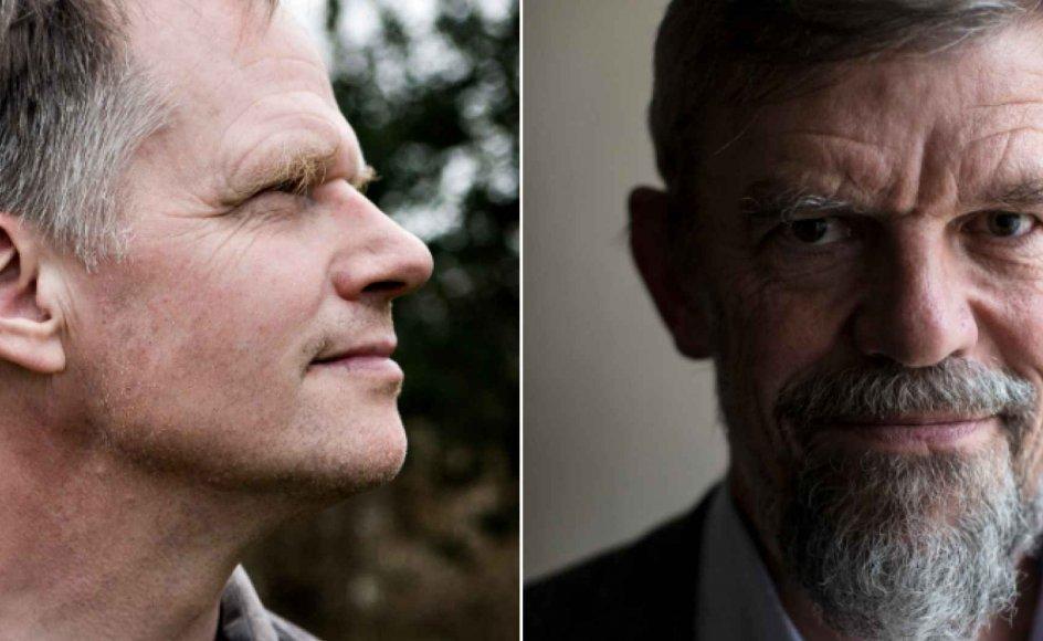 Henrik Højlund og Peter Fischer-Møller.