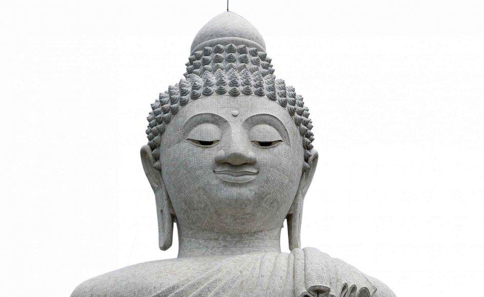 Buddhismen som noget individuelt, meget åndeligt og fredeligt er et fortegnet eller om du vil idealiseret billede af buddhisme, skriver Tim Jensen.