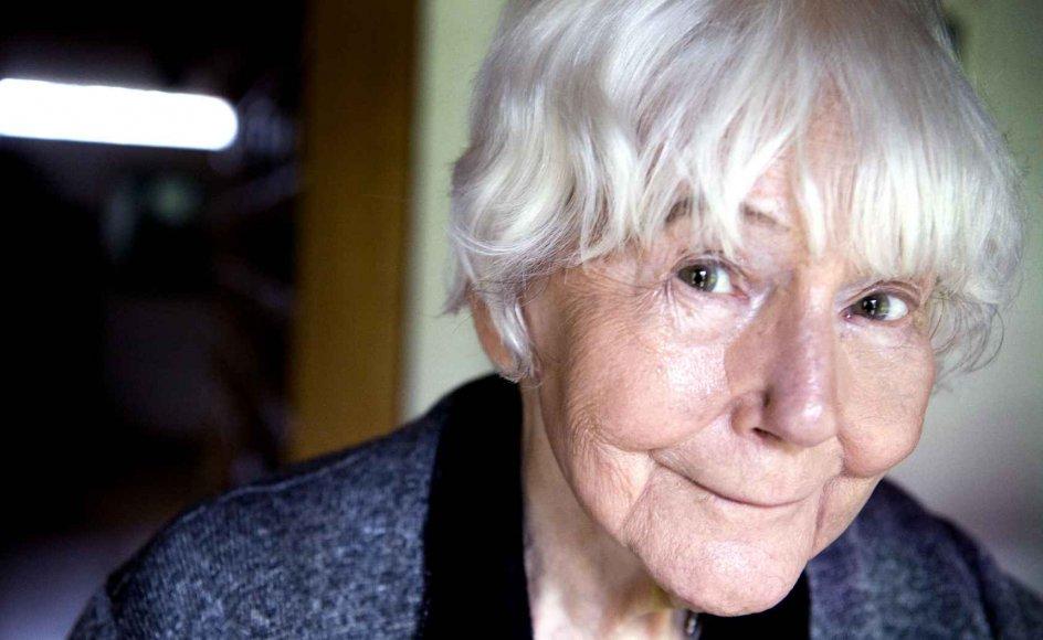 Baggrunden for bogens tilblivelse er, at Hanne Marie Svendsen sidste år mistede sin ægtefælle gennem mere end 60 år, den tidligere forlagsdirektør og programchef i Danmarks Radio Werner Svendsen.