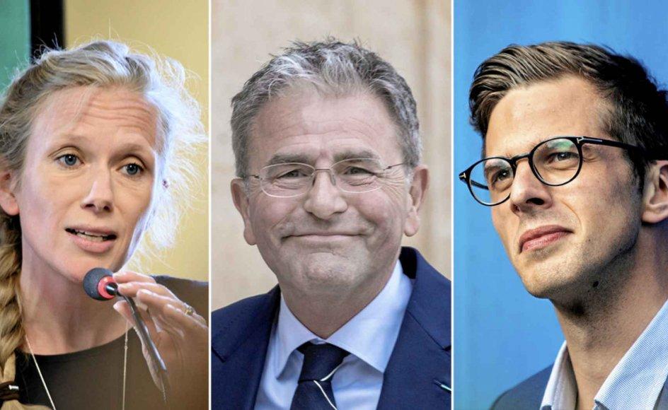 """Sognepræst Marie Høgh, forfatter Jens Christian Grøndahl og LA's formand Alex Vanopslagh, der som nyslået liberalistisk ridder uden frygt og dadel drager uforfærdet i leding mod velfærdsstaten og den socialdemokratiske omfordelingspolitik. Den er nemlig både naiv og i sidste ende omsonst: """"Der vil altid være en underklasse og nogen, der ikke kan bryde ud af den,"""" udtaler han til Information. Ugens debat er på sporet af den tabte borgerlighed."""