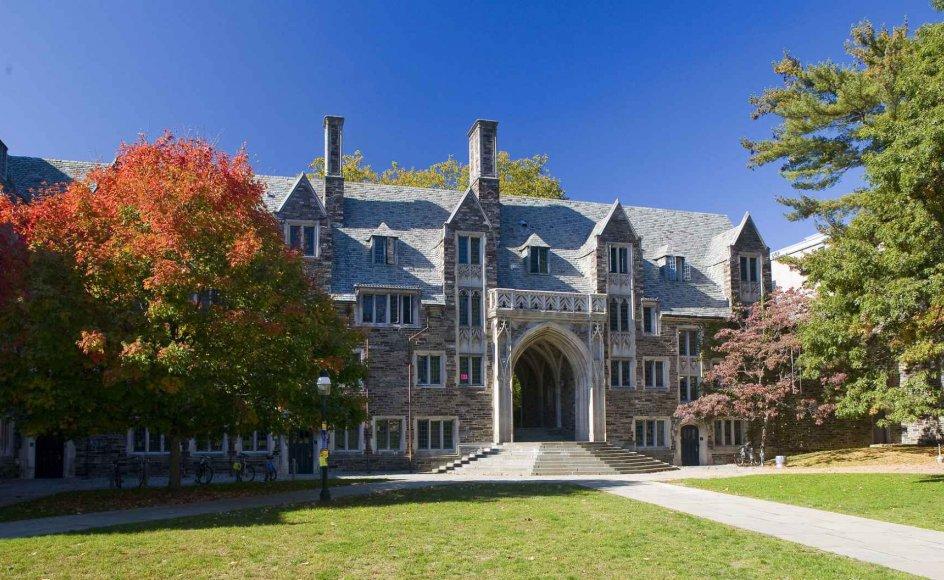 T.S. Eliots muse, Emily Hale, donerede alle sine breve fra forfatteren til Princeton Universitet (billede), hvor de har været gemt væk under klausulen, at de først måtte åbnes 50 år efter hendes død.