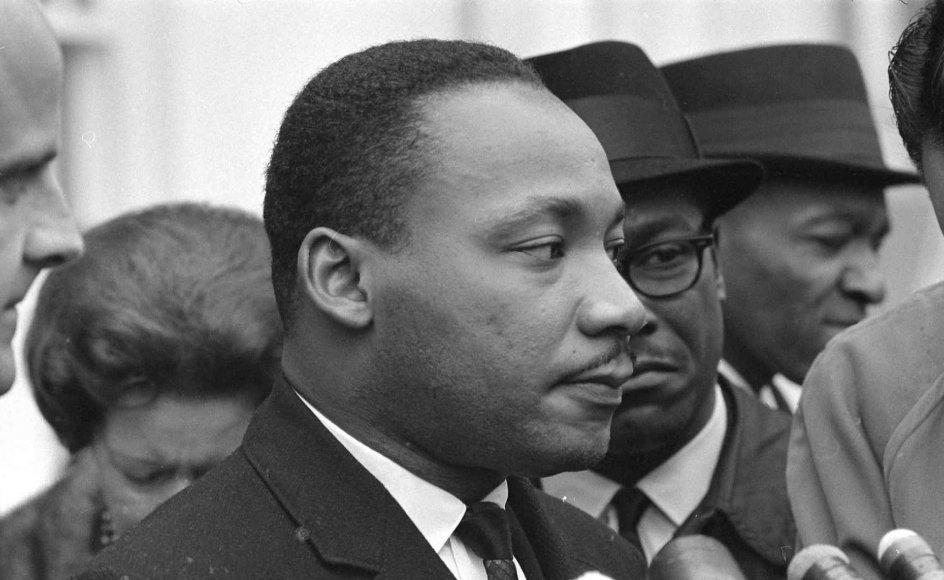 Det er tankevækkende, hvor afgørende de deltagende menigheder som Martin Luther Kings var i USA's borgerrettighedskamp. Som kristen måtte han handle, og hans menighed ligeså.