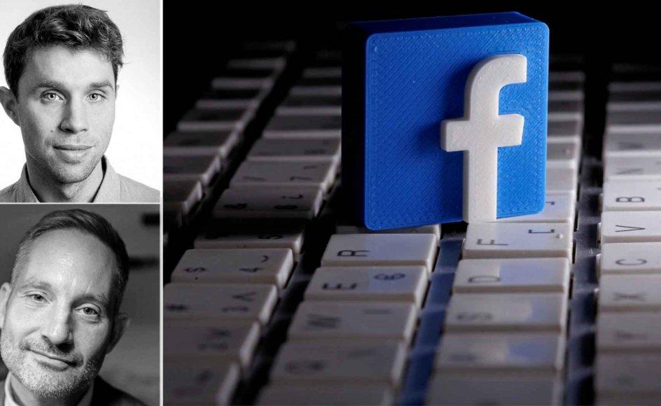 """""""Moderering på Facebook handler om mere end lovgivning,"""" skriver dagens kronikører."""