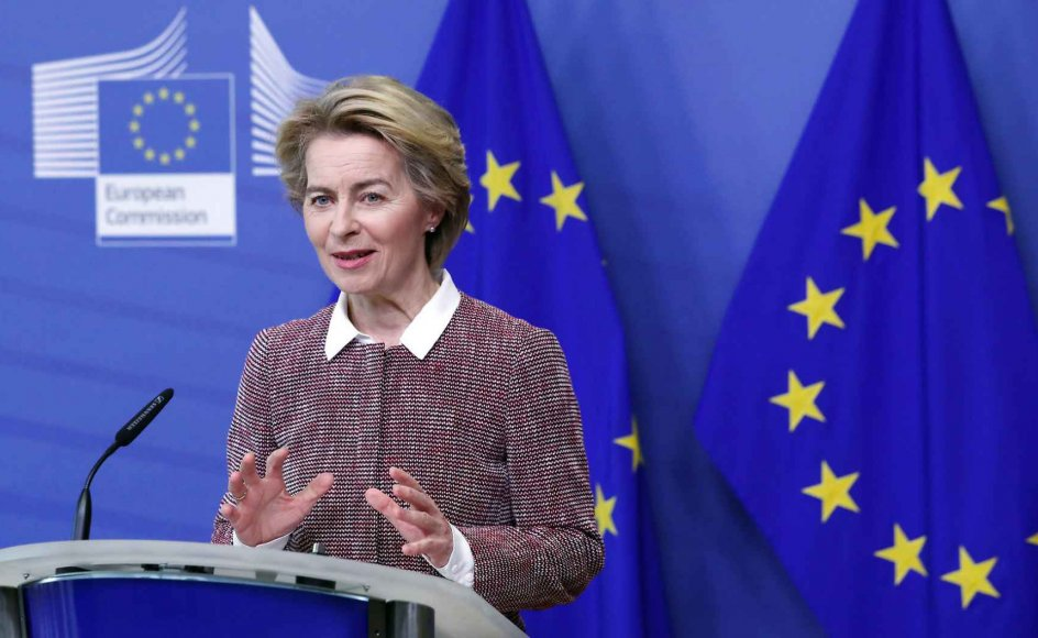 EU-kommissionen og formanden Ursula von der Leyen har besluttet at forny stillingen som særlig udsending for promoveringen af religions- og trosfrihed uden for EU.