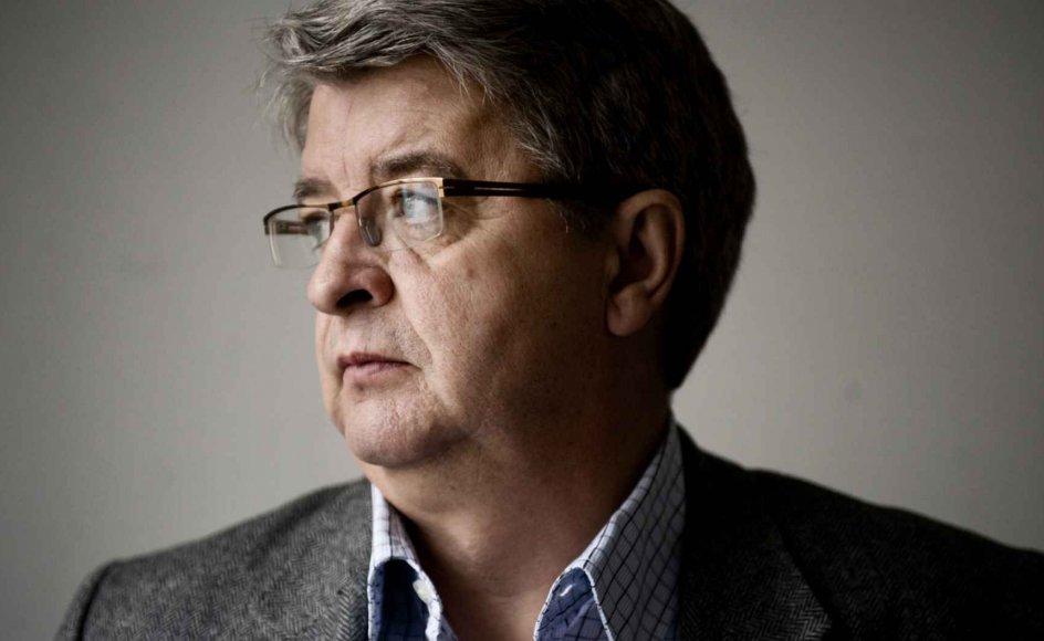 Mogens S. Mogensen er formand for Folkekirkens Mellemkirkelige Råd og cand.mag. i historie og kristendomskundskab.