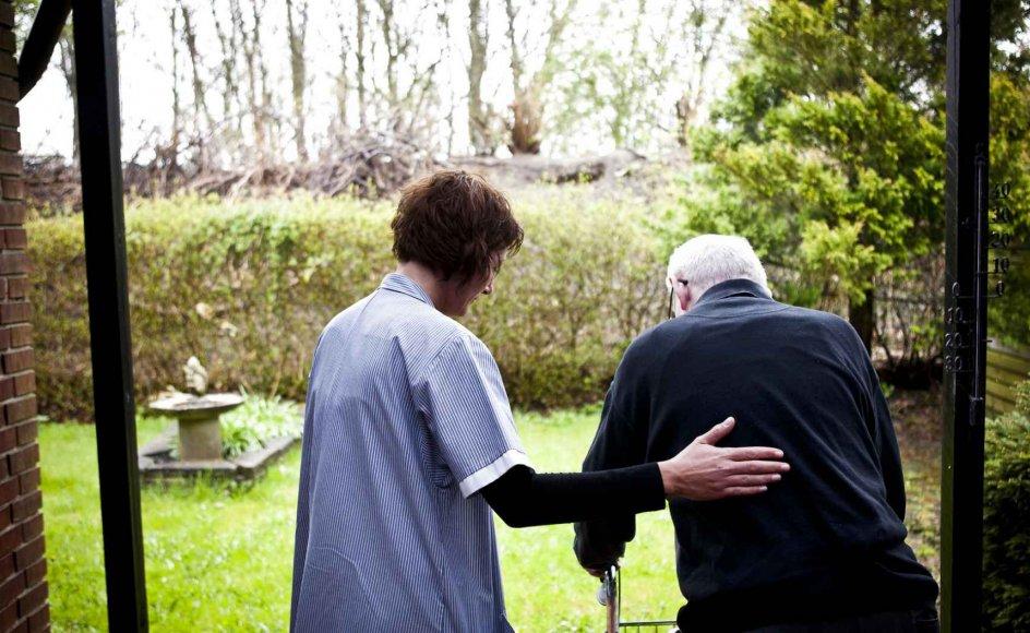 Besparelser, der bare bliver ved og ved, kan ikke undgå at sætte sine spor, skriver formand for Danske Ældreråd.