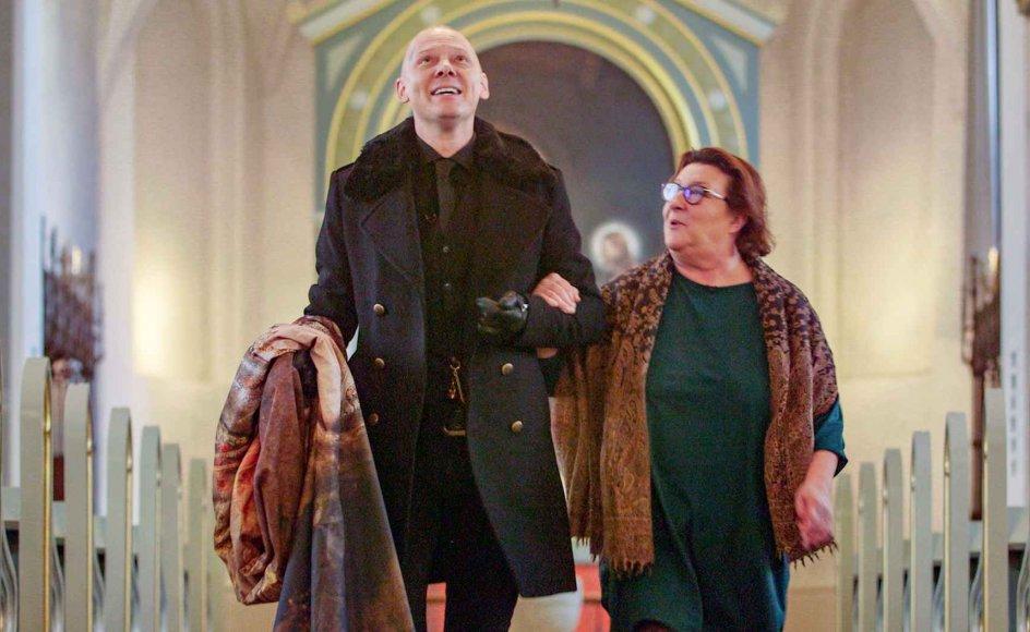 """Birgitte Stoklund Larsen har set """"Præsten og hedningen"""" på DR 2."""