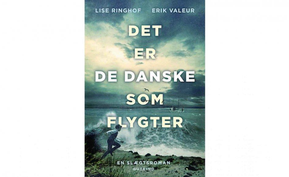 Man fornemmer klart, at Lise Ringhof og Erik Valeur har noget på hjerte.