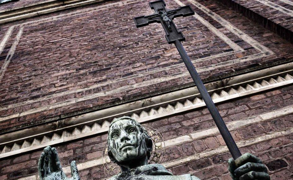 """""""Vi er derfor bekymrede for, at lovens formuleringer ad åre kommer til at fungere som en glidebane, hvor der lægges flere og flere restriktioner ind over det religiøse liv i Danmark."""""""