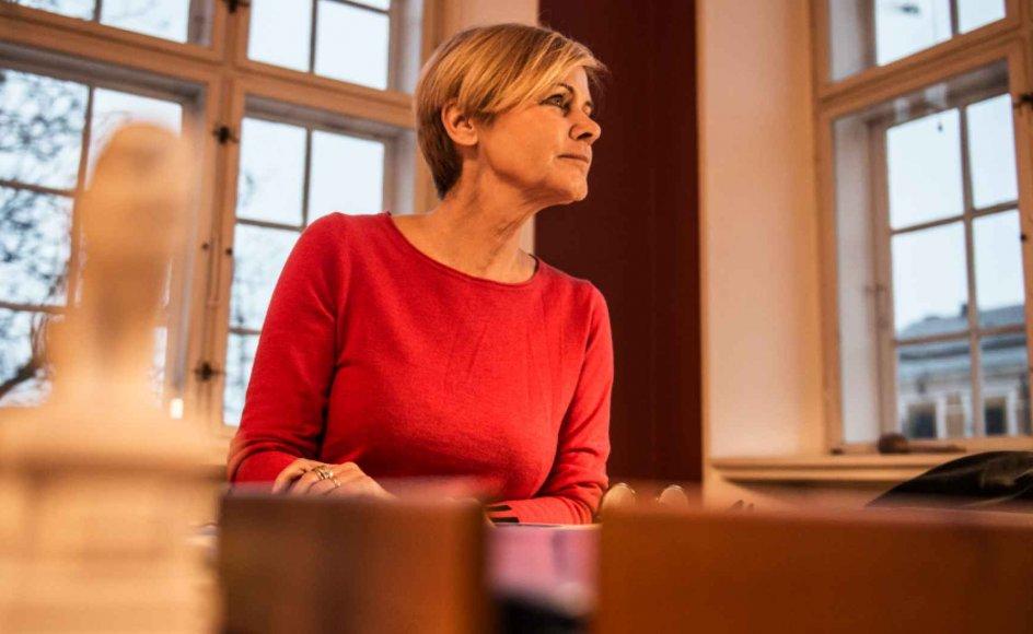De opsparede midler får nu kirke- og kulturminister Mette Bock (LA) til at opfordre de lokalt ansvarlige i folkekirken til at sænke kirkeskatten, hvis det er muligt.