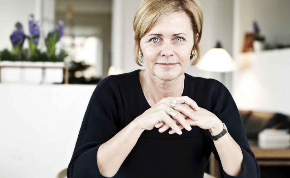 Programdirektør for DR, Mette Bock.