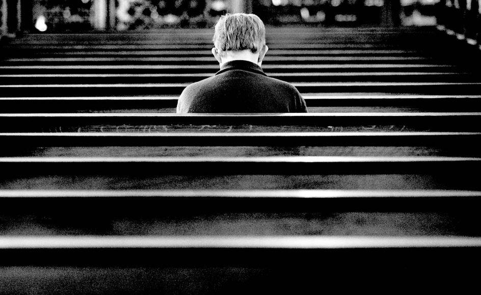 For nogle kan en times fred på kirkebænken være lige det, de trænger til, mens andre har behov for at være del af et fællesskab. -