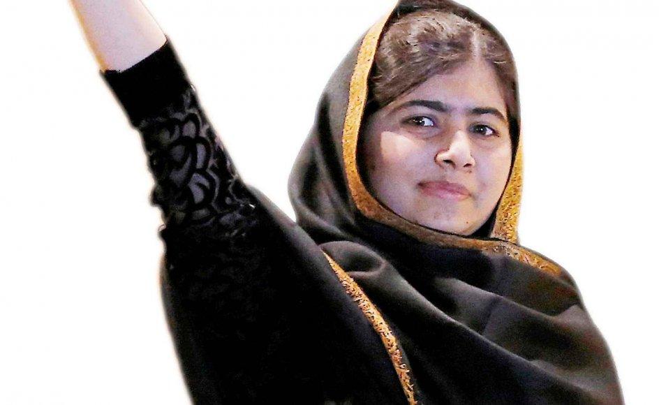 Den 17-årige nobelpristager Malala Yousafzais tale var gribende, da hun stod og talte på vegne af de 66 millioner piger i verden, der ikke får lov til at få en uddannelse. -