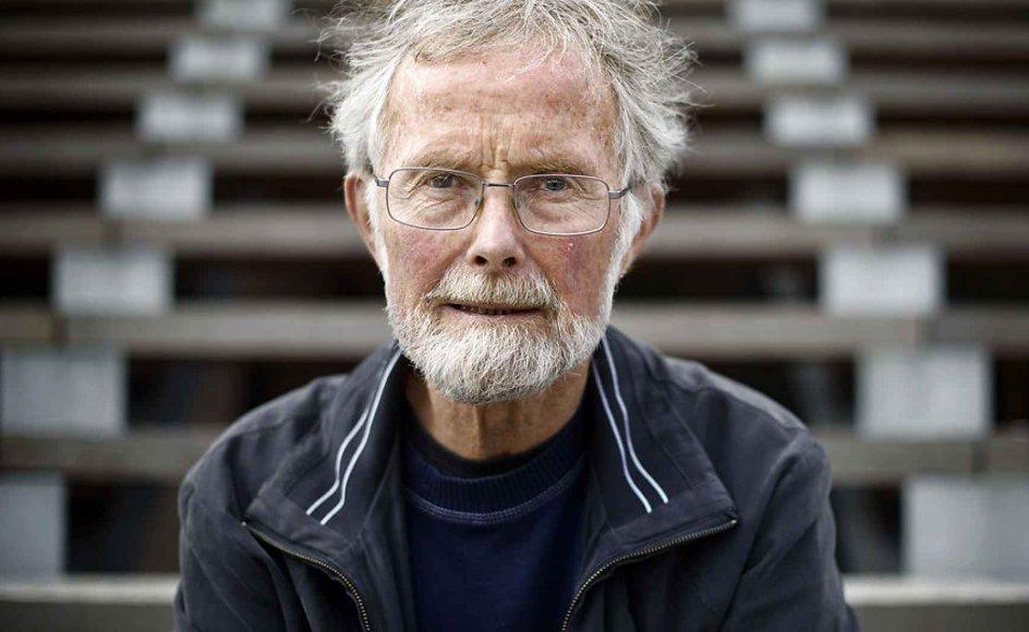 Per Schultz Jørgensen har skrevet en bog om robuste børn, der netop er udkommet på Kristeligt Dagblads Forlag.