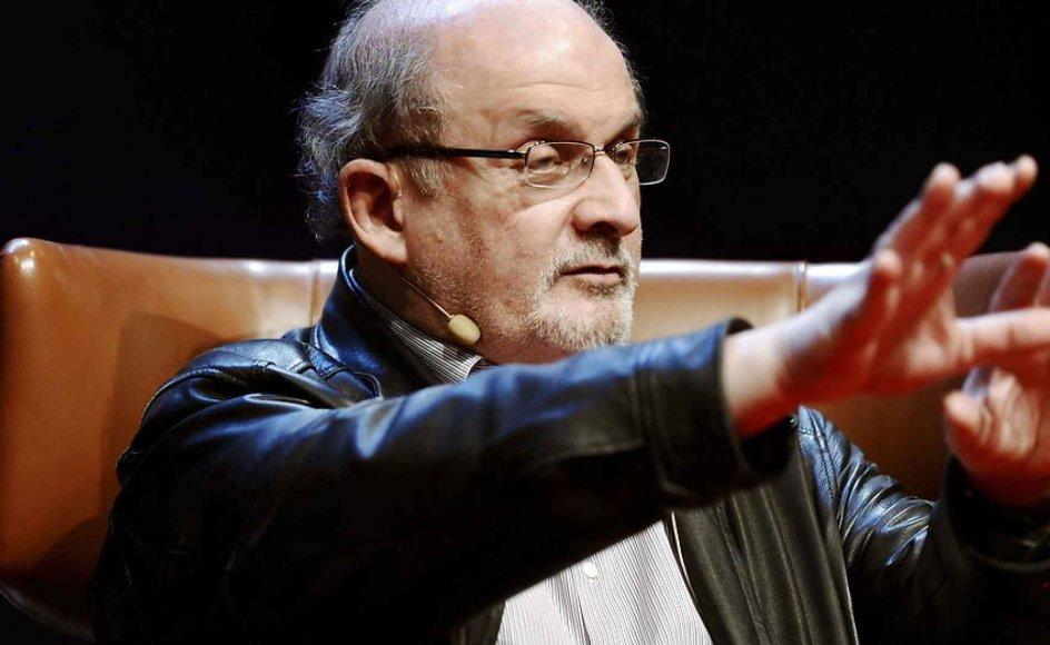 """""""Jeg er ikke synderligt pessimistisk. De lande, hvor islamisterne har bedst fat, er også de lande, hvor de er mest forhadte,"""" siger Salman Rushdie."""