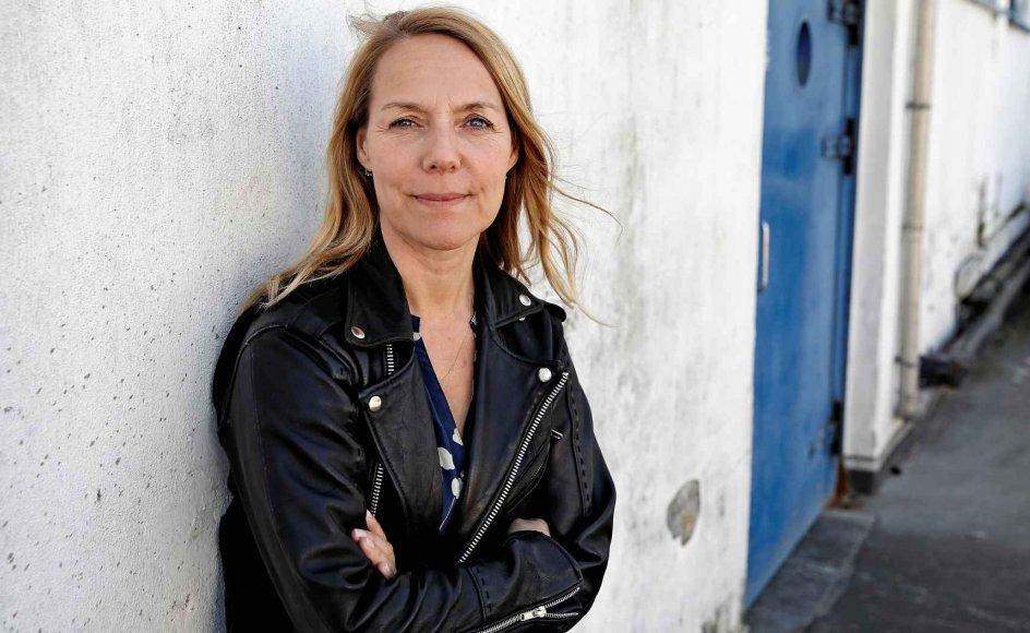 Jens Christian Grøndahl og Alberte Winding er blandt de forfattere, der for tiden giver sorgen stemme.