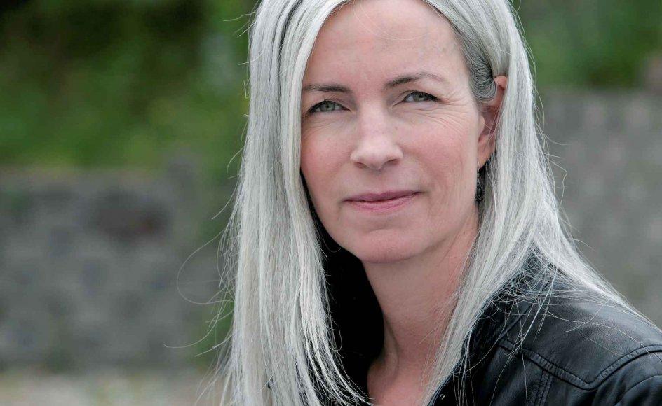 """""""Risiko er altid en faktor, når man tager stilling til, om noget er principielt nok til at vise,"""" siger Anne-Marie Dohm, direktør i DR Danmark. –"""