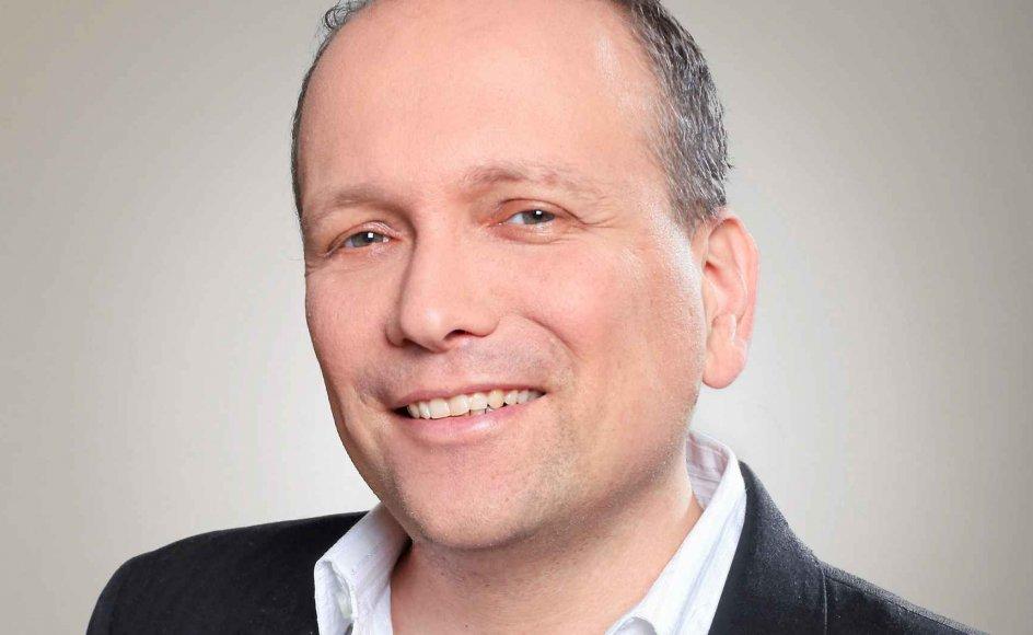 Professor Aeyal Gross er Israels førende forsker i forfatningsret. – Privatfoto.