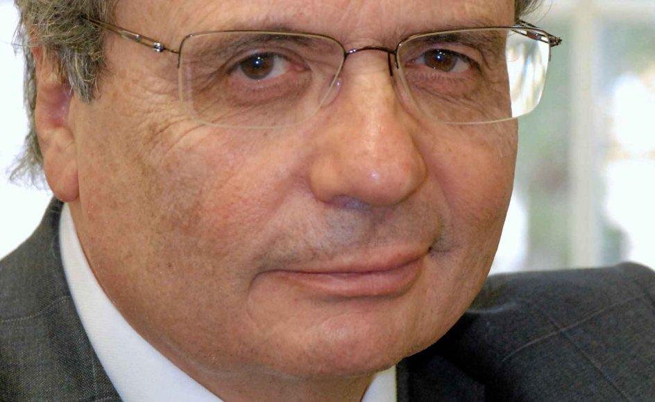 Rafael Matesanz går i morgen på pension efter 27 år som direktør for den spanske organisation for organdonation ONT.