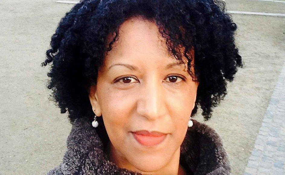 """""""Vi lever for andre. At dele er for mig hovedbudskabet i påsken,"""" siger Helen Berhane, der i to år sad fængslet i Eritrea. – Privatfoto."""