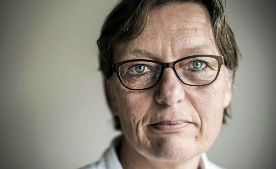 Det, der står tilbage for den døende, er de dybeste kærlighedsrelationer, siger hospicepræst Annette Vinter Hedensted, der dagligt står ansigt til ansigt med døden. –
