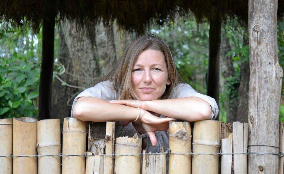 Anne Egelund, 40 år, er sociolog og har netop forsvaret en ph.d.-afhandling om de usle forhold i Zambias fængsler.